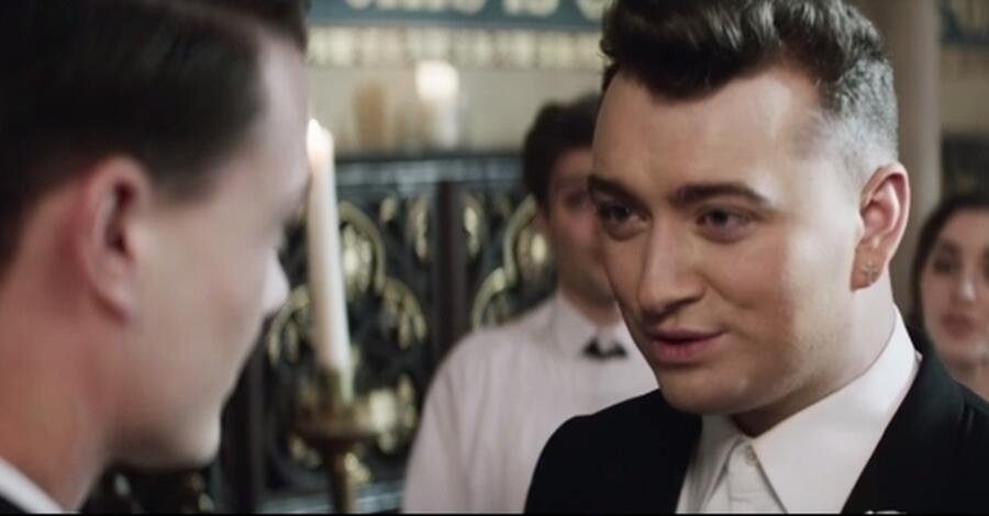 Sam Smith heiratet im neuen Musikvideo