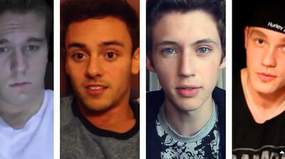 Das Jahr der Coming-out-Videos