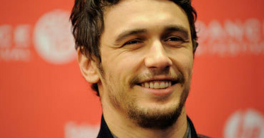 James Franco macht Mut