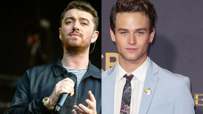 Sam Smith: Romanze mit Serien-Star Brandon Flynn?
