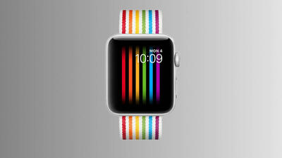Apple Watch: Kein Pride-Zifferblatt in Russland