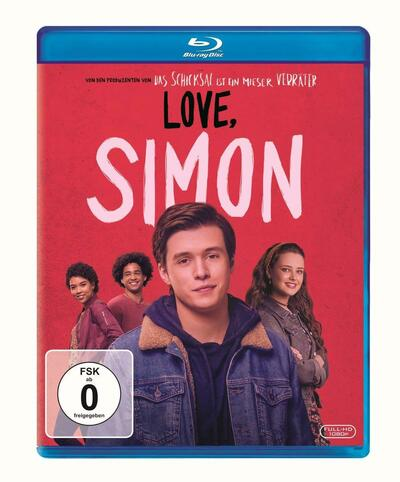 """Love, Simon"" bei Amazon"