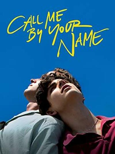 """Call me be your name"" bei Amazon"